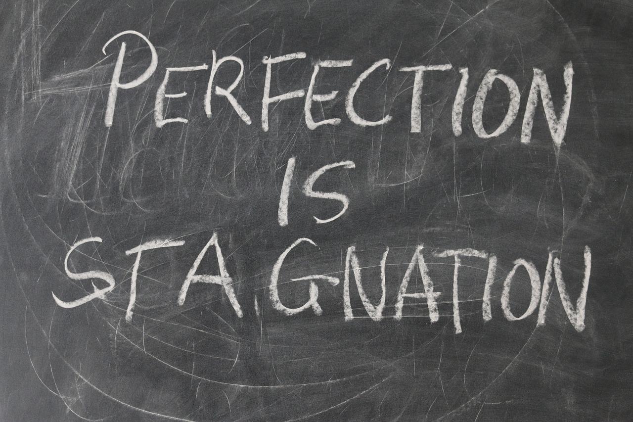 I rischi del perfezionismo