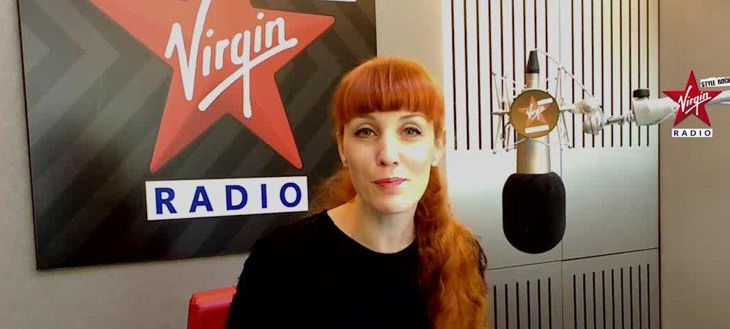 Diari della Quarantena su Virgin Radio